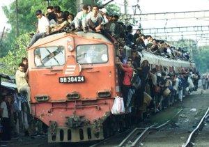 trenes indonesia 2