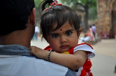niña-india